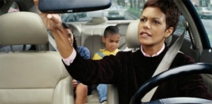niños y coches